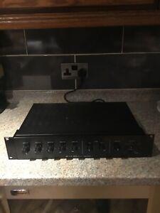 TOA500 Series Amplifier A-512A
