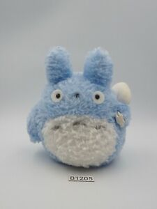 "Studio Ghibli My Neighbor Totoro B1205 Blue Sun Arrow Plush 4.5"" Toy Doll Japan"