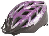 Alpha Plus Helmet Sonic Purple / Sliver Dial Fit (Size Option)