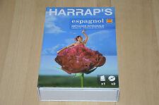 Harrap's espagnol : Coffret CD + LIvret - méthode intégrale