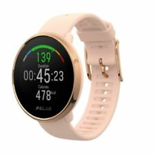 Polar Ignite GPS Fitness Watch With Wrist-Based Heart Rate Monitor Rose gold Sma