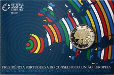 Polierte Platte Münzen aus Portugal
