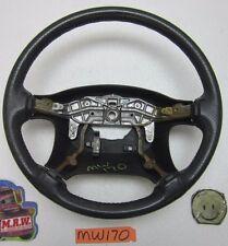 93 FORD PROBE GT STEERING WHEEL BLACK INTERIOR USED OEM 94 95 96 97 LEATHER CAR
