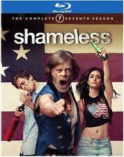 SHAMELESS - SEASON 7 - BLU RAY - Sealed Region free