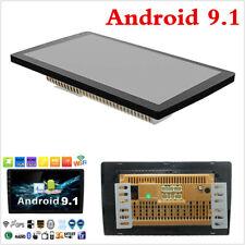 "Quad-Core Android 9.1 2Din 9"" Car Stereo Radio GPS Navi WiFi 1G+16G W/ Bracket"