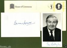 Certified: Obtained Personally Political Collectable Autographs
