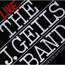 J.GEILS BAND - BLOW YOUR FACE OUT CD POP 17 TRACKS NEU
