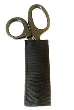 black Rapid firefighter Paramedic EMT Medic Scissor Shears Sheath Pouch