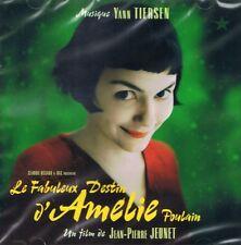 Yann tiersen-la fabuleuse monde des Amelie CD-NEUF