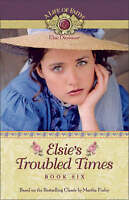 Finley, Martha : Elsies Troubled Times (Life of Faith S.) FREE Shipping, Save £s