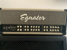Egnater Tourmaster 4100 Tube Guitar Amp 100 Watt Excellent Cond w/ Foot Switch
