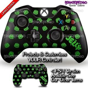 JellyTime Controller Decal - Xbox One Skin - Minecraft GTA 5 - Limited Edition