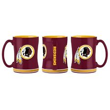 Washington Redskins Boelter Brand Relief Coffee Mug 14oz