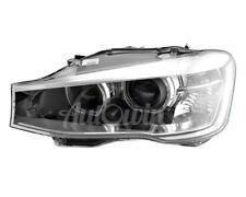 BMW X3 SERIES F25 LCI BI XENON HEADLIGHT LEFT SIDE GENUINE OEM NEW 63127401131
