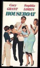 Houseboat VHS Tape 1958 Cary Grant Sophia Loren