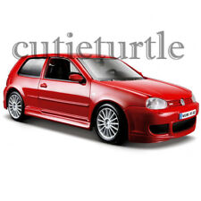 Maisto VW Volkswagen Golf R32 GTI 1:24 Diecast Model Car 31290 Red