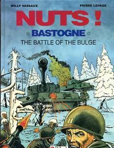 Nuts!   Bastoge   Battle of the Bulge    Hardcover    1994