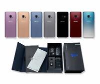 UNUSED Factory Unlocked Samsung Galaxy S9+ 64GB Black T-Mobile / Verizon / AT&T