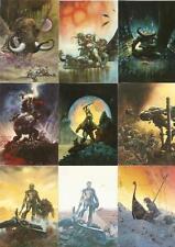 Art Suydam Full 90 Card Base Set of Fantasy Art Trading Cards from FPG 1995