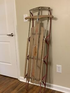 Vintage Collectible Flexible Flyer Sled