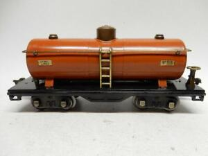 LIONEL LINES NO. 515 STANDARD GAUGE  OIL (TANK) CAR, C-7 EXCELLENT CONDITION