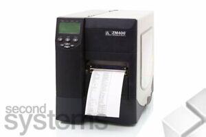 Zebra ZM400 203dpi Label Printer/Thermal Printer - Printer Parallel/USB