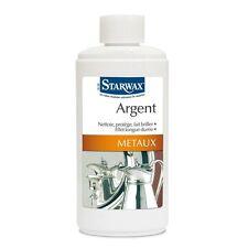 Nettoyant Special Argent 250ml - STARWAX