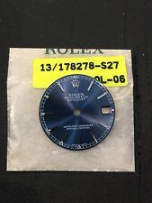 Rolex Datejust 30mm 68xxx 78xxx Blu Index Dial - Quadrante Blu Indici