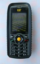 CAT B25 Dual-SIM Handy - Schwarz - Gebraucht - Englisch
