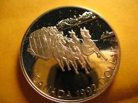 Canada Rare 1992 Silver Dollar Gem Proof Beauty IDJ318.