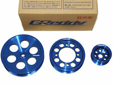 Trust Greddy Light Weight Pulley Kit for 93-98 Supra Turbo JZA80 2JZ-GTE