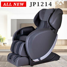 Tsukino Massage Chair JP1214 Full Body L-Track Zero Gravity Space Saving - Black