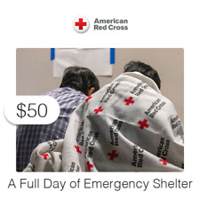 $50 Charitable Donation For: A Full Day of Emergency Shelter