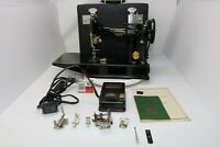 Vintage 1948 Sewing Machine SINGER Featherweight 221-1 in Excellent Condition