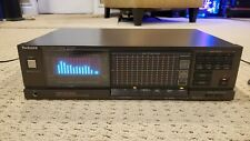Technics Stereo Graphic Equalizer SH-8066 - Tested, Working