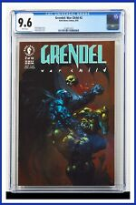 Grendel War Child #2 CGC Graded 9.6 Dark Horse September 1992 Comic Book