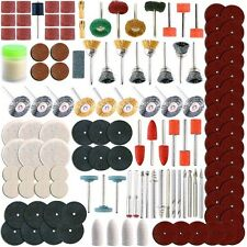 350 PC Dremel Rotary Tool Accessories Kit Sanding Cutting Grinder Set