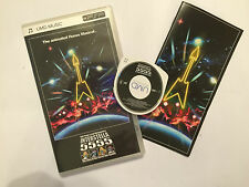 SONY PSP MUSIC VIDEO ANIME not a game Daft Punk & LEIJI MATSUM' Interstella 5555