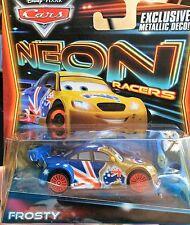 Disney Cars ** AUSSIE Neon Series ** FROSTY **** 1/55