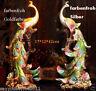 Dekoration phoenix Phönix Skulpturen Statue der bekannteste Vogel im Feng Shui
