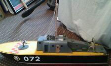 Radio Controlled ww2 Bateau