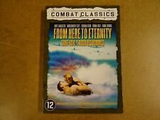 DVD / FROM HERE TO INTERNITY / TANT QU'IL Y AURA DES HOMMES ( BURT LANCASTER.. )