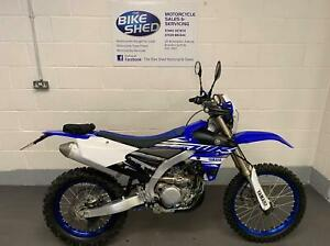 Yamaha WR  wr250f 2019 One owner 710 miles from new Fully serviced been lowered