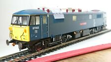 "Hornby R3751 Caledonian Sleeper Class 87 ""ROYAL SOVEREIGN"" No.87002 DCC READY"