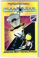 BLACKSTAR #1, NM, Indy, Imperial, Sci-Fi, 1986, more indies in store