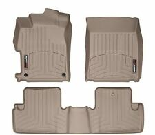 WeatherTech FloorLiner for Honda Civic Coupe - 2012-2013 - Tan