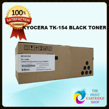 New & Original Kyocera TK-154K Black Toner Cartridge FS-C1020MFP 6.5K Pages