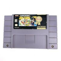 Super Mario All-Stars (Super Nintendo SNES 1993) Authentic - PLAYERS CHOICE