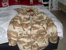 Camouflage Jacke Sir Benny Miles