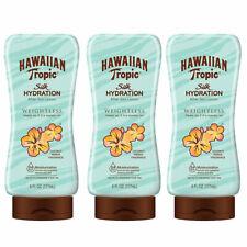 3-Hawaiian Tropic Silk Hydration Weightless After Sun Gel Lotion With Hydrating